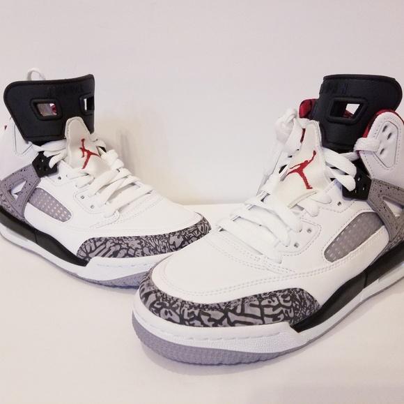 the latest 79158 029ad Nike Air Jordan Spizike BG GS Youth Size 6Y